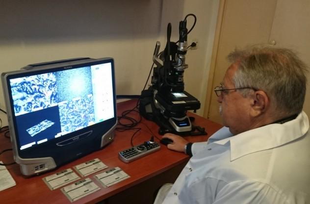 Mikroskop cyfrowy PTK