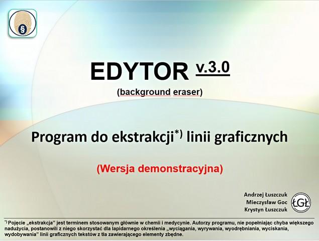 Edytor v.3.0